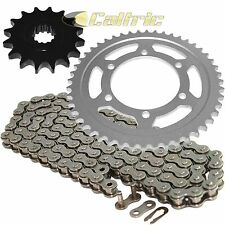 Drive Chain & Sprockets Kit Fits YAMAHA R6S YZF-R6S 2006 2007 2008 2009