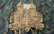NEW RAF Armour Capable Lifepreserver Mk61 (M) Desert DPM Aircrew Jacket Molle