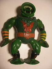 mattel MOTU maitres de l'univers HE-MAN LEECH SENSOR made in FRANCE INCOMPLET