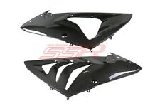 2012-2014 BMW S1000RR HP4 Side Panel Infill Cover Fairing Set Carbon Fiber Fibre