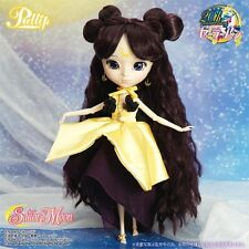 "Groove Official Pullip Sailor Moon Princess Lover Luna 12"" Figure Doll P-153"