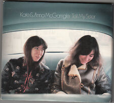 KATE & ANNA McGARRIGLE - tell my sister 3 CD