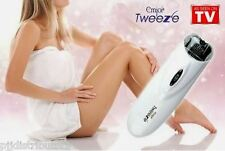 Emjoi Tweeze Epilator Auto Tweezer System Painless Hair Removal - As Seen On TV