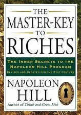 The Master-Key to Riches by Napoleon Hill (2009, Paperback)