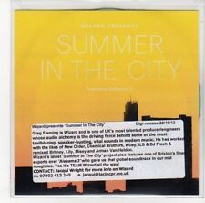(DL611) Wizard, Summer In The City - 2012 DJ CD
