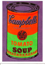 ANDY WARHOL  POSTER.  Pop  art.