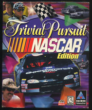 Trivial Pursuit NASCAR Edition Windows 95/98 PC CD-ROM New in Sealed Big Box