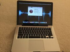 "Mid 2012 Apple Macbook Pro 13"" Laptop Great Condition 16gb Ram 500gb"