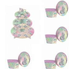 Me To You Cupcake Set - 3 Tier Stand & 50 Cake Cases - Teddy Birthday Party