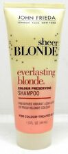 John Frieda Sheer Blonde Everlasting Blonde Shampoo, 1.5 oz (3 Pack)