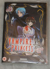 Vampire Princess Miyu Collection - Anime - 6 Disc DVD Box Set NEW & SEALED R2