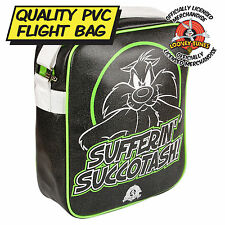 NEW Sylvester Holiday Travel Shoulder Flight Bag Messenger