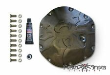 Poison Spyder Dana 44 Bombshell Differential Cover - Bare 07-16 Jeep Wrangler JK