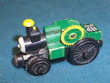 THOMAS THE TRAIN LIMITED GULLANE 2004 WOODEN RAILWAY TREVOR THE TRACTOR