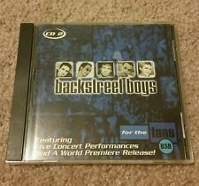 backstreet boys for the fans cd 2