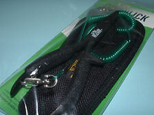 "Dr Slick Black Chain Nose Pliers Cutter Holster & Lanyard 6"" PCNB6FX"