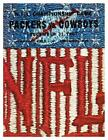 Green Bay Packers vs Dallas Cowboys *LARGE POSTER* 1967 Football NFL Super Bowl