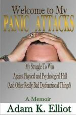 Welcome to my PANIC ATTACKS: My Struggle To Win Against Physical and Psychologic