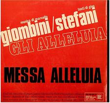 LP 5390  GIOMBINI STEFANI  GLI ALLELUIA