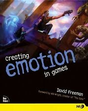 Creating Emotion in Games: The Craft and Art of Emotioneering (New Rid-ExLibrary