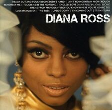 Icon - Diana Ross (2012, CD NEUF)