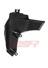 Ducati Monster 821/1200/S Left Side Wire/Cable Harness Panel Cover Carbon Fiber