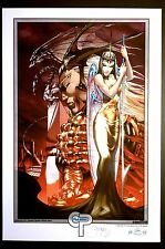 SOULFIRE DIAMOND RRP EXCLUSIVE OP PRINT by MICHAEL TURNER & PETER STEIGERWALD