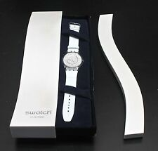Authentic Rare Limited Edition Swatch Watch Lustrous Bliss SFZ106 Set