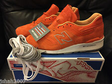 Concepts x New Balance 997 Luxury Goods Orange Size UK 10 NEW *LOOK*