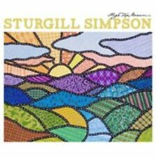 Sturgill Simpson High Top Mountain new CD 2014 Thirty Tigers country