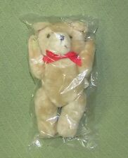 "NEW 12"" Jointed Teddy Bears Tan Beige Stuffed Animals Crafting Dolls Plush Stuff"