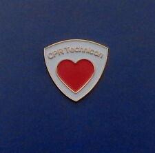 CPR TECHNICIAN Lapel Pin C.P.R. EMS Emergency Medical Service