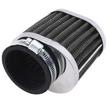 50mm Intake Air Cleaner Filter Universal Fit Motorcycle replacement Parts New