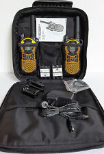 Motorola MT351R Walkie Talkie FRS GMRS 2-Way Radios Ni-MH Weather VibraCall