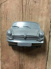 MGB GT Roadster Car 1970's Model Pewter Beer Wall Mounted Classic Bottle Opener