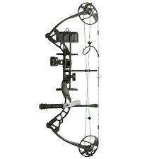 New Diamond Bowtech Infinite Edge PRO Bow 5-70 LB BLACK Complete PKG Righ Hand