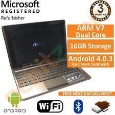 Asus EEE Transformer TF101 16GB + Dock, WiFi, Android ICS (Does not charge)