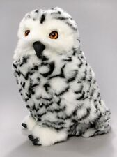 NEW PLUSH CUDDLY CRITTERS SNOWY SNOW OWL WITH MOVEABLE HEAD SOFT TOY TEDDY