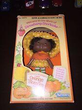 Vtg Strawberry Shortcake Orange Blossom Doll WITH BOX