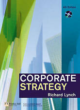 Corporate Strategy by Richard Lynch (Mixed media product, 2005)