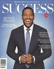 SUCCESS May 2016 MICHAEL STRAHAN New Secrets for Perfect Sleep Plan Map +Free CD