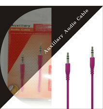 3.5mm Stereo Mini PortAuxiliary Audio Aux Cable For Nokia Lumia 710 800 810 820