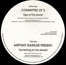 COMMITTEE OF 3, AIRTIGHT GARAGE - SIGN OF THE POWER, Something for the dreads