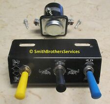Meyer Plow Toggle Switch Control Package E-47 E-57 E-60