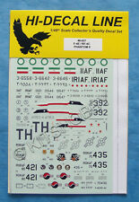 Hi-Decal 1/48 McDonnell Douglas F-4E / RF-4C Phantom II Decal