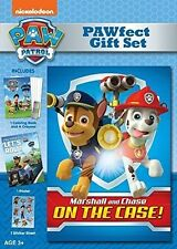 Paw Patrol: Marshall & Chase On The Case DVD 032429228369