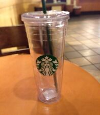 Starbucks Cold Cup Plastic Tumbler - 24oz - New