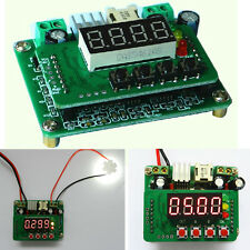 DC-DC Digital Constant Current /  Voltage LED Buck Driver 6-40V 12v to 0-36V 5v