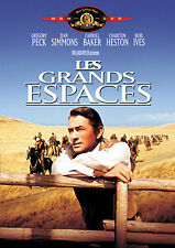 """DVD""""Les Grands espaces"""" William Wyler - Gregory Peck -NEUF SOUS BLISTER"""