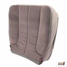 2003-2005 Dodge Ram 1500 2500 3500 SLT Driver Side Bottom Cloth Seat Cover Tan